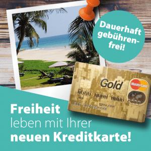 kostenlose Kreditkarte hier